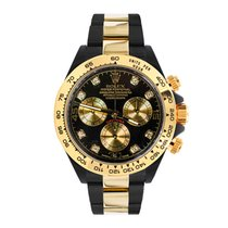 Rolex Daytona 116523 New Gold/Steel 40mm Automatic
