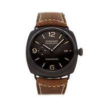 Panerai Radiomir Black Seal 3 Days Automatic PAM 505 pre-owned