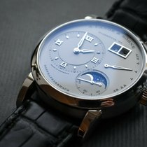 A. Lange & Söhne Platinum 38.5mm Manual winding 192.025 new United States of America, New York, New York