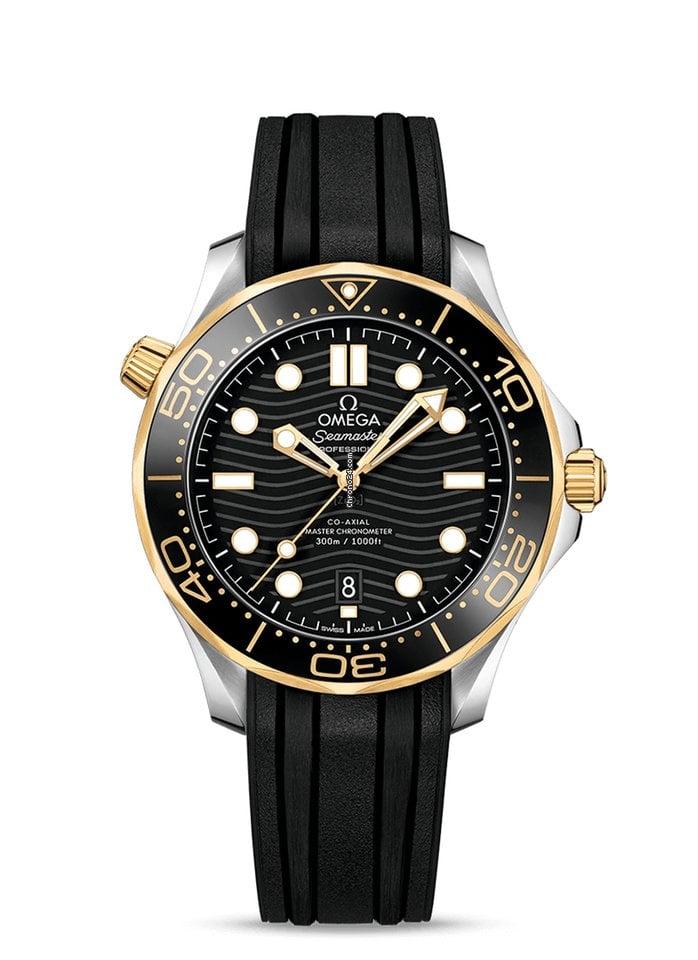 Omega Seamaster Diver 300 M 210.22.42.20.01.001 2021 new