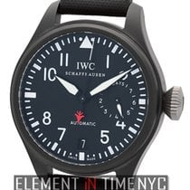 IWC Big Pilot Top Gun IW5019-01 new