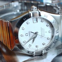 Omega Constellation Steel 36mm White Singapore, 10 Admiralty Street #05-12 Northlink Building, Singapore 757695