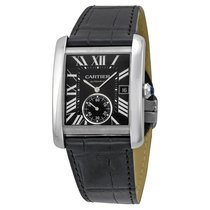 Cartier Tank MC Stainless Steel Automatic