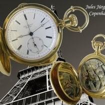 Jules Jürgensen Oro giallo 52mm Manuale usato