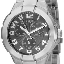 Guess Ocel 42mm Quartz I90199G3 nové