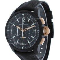 Jaeger-LeCoultre Master Compressor Chronograph Black Dial...