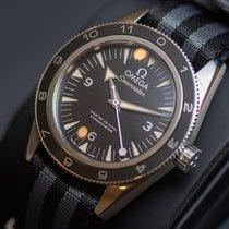 Omega Seamaster 300 Spectre 007 James Bond Limited Edition