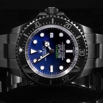 勞力士 (Rolex) 116660 Deepsea Sea-Dweller PVD James Cameron