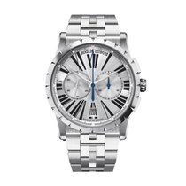 Roger Dubuis Steel 42mm Automatic RDDBEX0451 new
