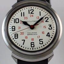 Bulova Accutron 214 Rialroad tuningfork