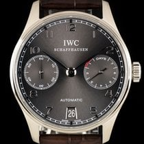 IWC Portuguese 7 Day Power Reserve IW500106