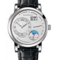 A. Lange & Söhne Platinum 38.5mm Manual winding 192.025 new