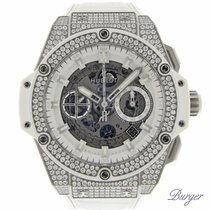 Hublot King Power Unico Titanium Diamonds