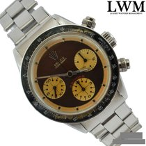 Rolex Cosmograph 6240 Exotic  Paul Newman dial 1966's