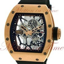 "Richard Mille RM 035 RM035 ""Gold Toro"" pre-owned"