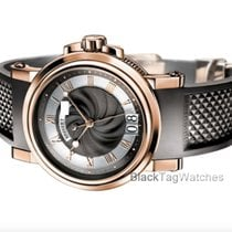 Breguet Marine Rose gold 39mm Black Roman numerals United States of America, Florida, Aventura