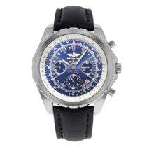 Breitling Bentley Motors Acero 48mm Azul Árabes