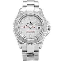 Rolex Yacht-Master Stainless Steel Bracelet Watch