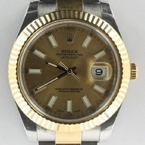 Rolex Datejust II 41mm Or France, Bordeaux