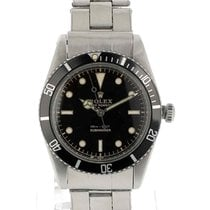 Rolex 5508 Stahl Submariner (No Date) 37mm