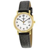 Tissot Desire nuevo Cuarzo Reloj con estuche y documentos originales T52512112