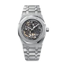 Audemars Piguet Royal Oak Openworked Selfwinding Steel 39mm
