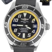 Breitling Men's Breitling SuperOcean 42 Abyss A17364 42mm...