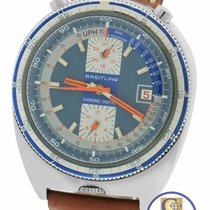 Breitling Chrono-Matic (submodel) Steel 42mm Blue
