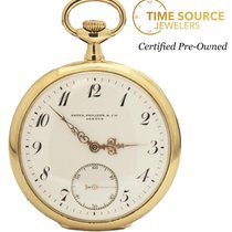 Patek Philippe Good Yellow gold 47mm Manual winding