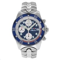 Sector 38mm Automatic pre-owned Blue