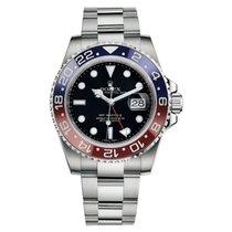 Rolex 116719BLRO Weißgold GMT-Master II 40mm