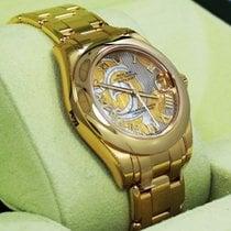 Rolex 81208 Oro amarillo Pearlmaster 34mm nuevo