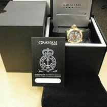 Graham Chronograph 46mm Automatic 2010 new Chronofighter R.A.C. Black