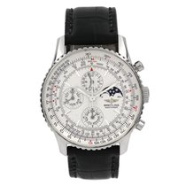 Breitling Montbrillant Olympus Steel 43mm Silver No numerals United States of America, Arizona, SCOTTSDALE