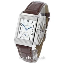 Jaeger-LeCoultre Reverso Duoface Steel 26mm Arabic numerals United Kingdom, London