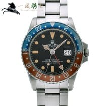 Rolex 1675 Steel 1972 GMT-Master 40mm pre-owned United States of America, California, Los Angeles