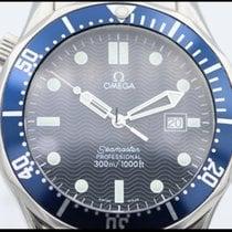Omega 2221.80.00 Aço Seamaster Diver 300 M 41mm usado