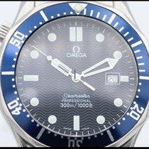 Omega 2221.80.00 Steel Seamaster Diver 300 M 41mm pre-owned