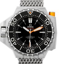 Omega Seamaster PloProf new Automatic Watch with original box and original papers 227.90.55.21.01.001