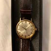 Omega Seamaster DeVille Yellow gold 36mm Champagne United States of America, New York, Ny