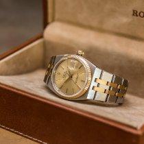 Rolex Datejust Oysterquartz 17013 1986 rabljen