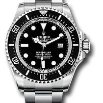 Rolex Sea-Dweller Deepsea new 2019 Automatic Watch with original box and original papers 126660-0001