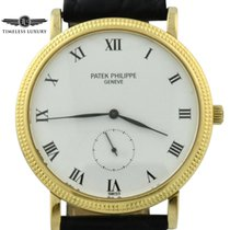 Patek Philippe 3919 Yellow gold 1999 Calatrava 33mm pre-owned United States of America, Georgia, Atlanta