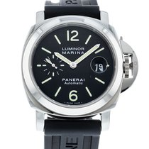 Panerai Luminor Marina Automatic PAM 104 pre-owned
