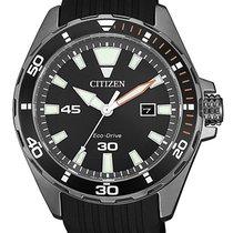 Citizen nov Kvarc Solarni satovi 44mm Zeljezo Mineralno staklo