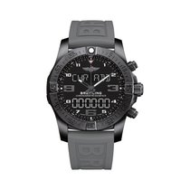 Breitling Exospace B55 Connected VB5510H1/BE45/245S Új Titán 46mm Kvarc