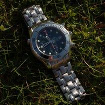 Omega Seamaster Diver 300 M Steel 41,50mm Blue No numerals