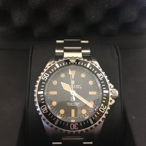 Steinhart pre-owned Automatic 42mm Black Sapphire crystal 30 ATM
