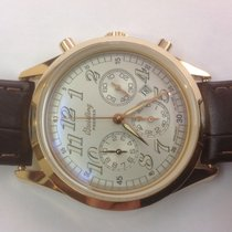 Breitling Red gold Automatic Arabic numerals 36,7mm pre-owned Navitimer