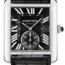 Cartier Steel Tank MC 34.3mm new United States of America, New York, Airmont